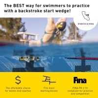 Finis Backstroke Start Wedge Клиновидная опора для старта на спине